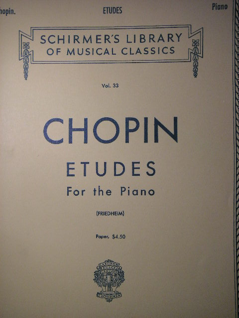 Image for Etudes for the Piano