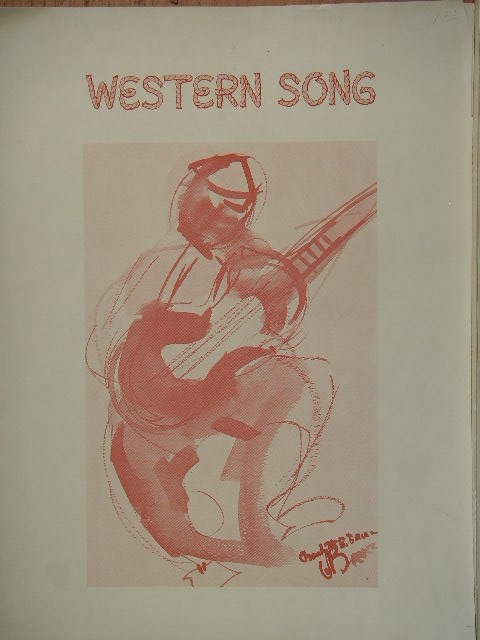 Image for Western Song