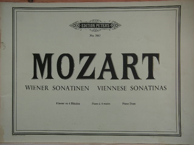 Image for FOLIO: 6 Viennese Sonatinas