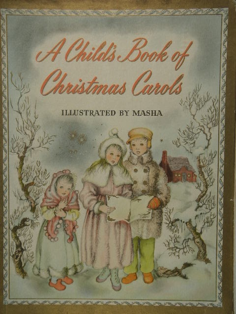 Image for A Child's Book of Christmas Carols
