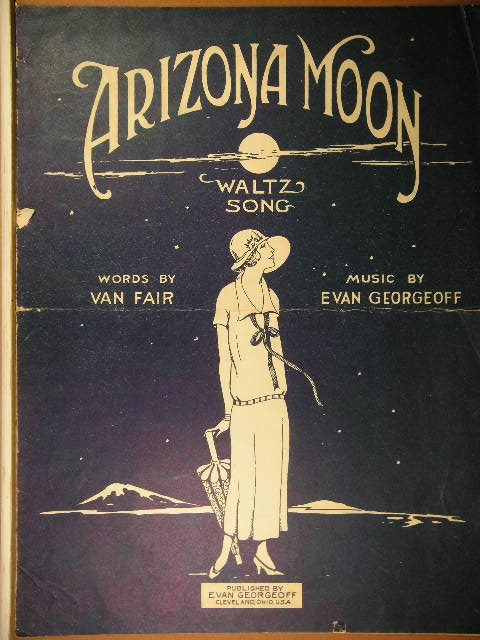 Image for Arizona Moon