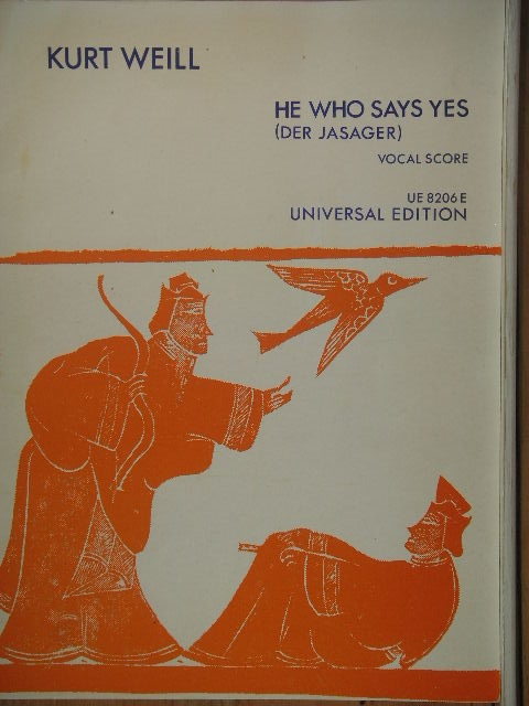 Image for He Who Says Yes