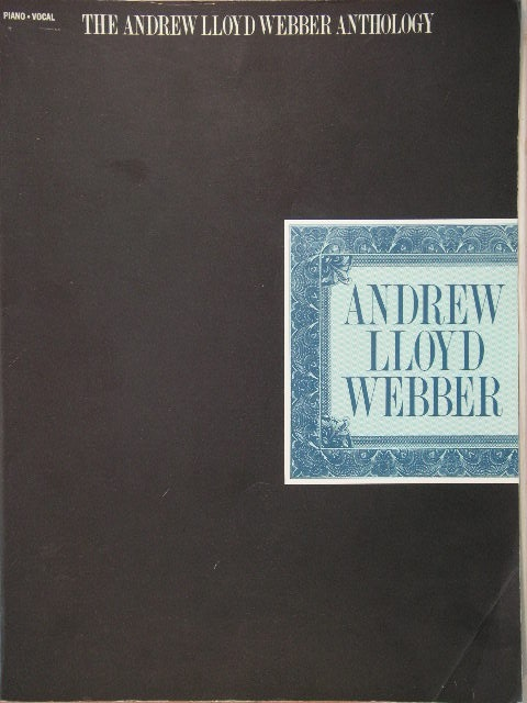 Image for The Andrew Lloyd Webber Anthology