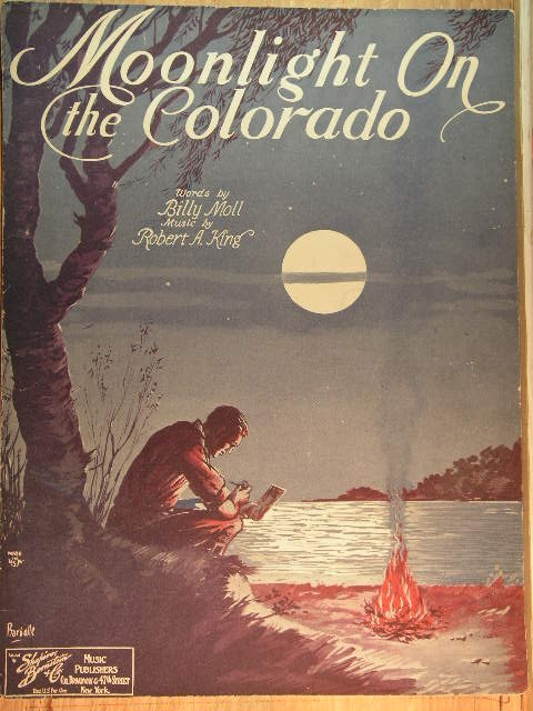 Image for Moonlight On the Colorado