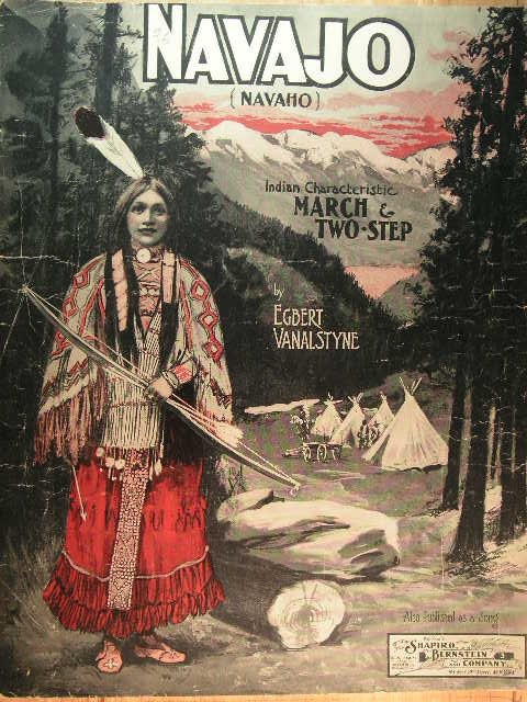 Image for Navajo (Indian Characteristique)