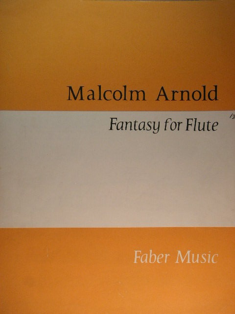 Image for Fantasy for Flute