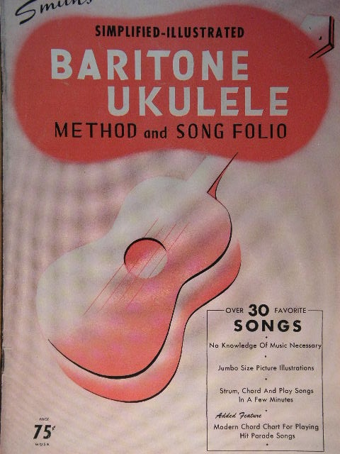 Image for Smith's Baritone Ukulele Method and Songs