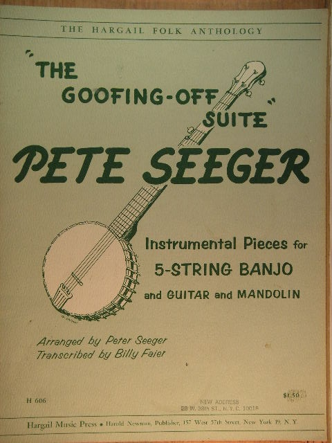 "Image for ""ALBUM: """"The Goofing-Off Suite"""""""