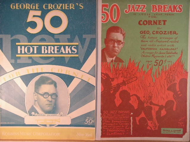 Image for ALBUMS: 50 Hot Breaks for the Cornet (2 vol.)