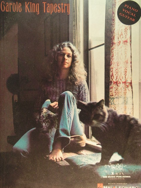 Image for ALBUM: Carole King Tapestry