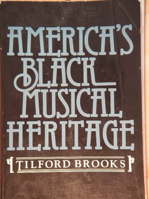 Image for America's Black Music Heritage