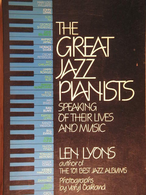 Image for The Greeat Jazz Pianists (Speaking of their Lives and Music)