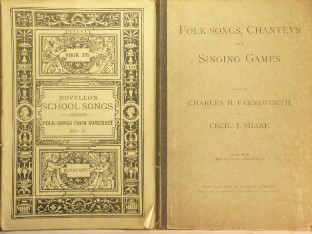 Image for COLLECTION: English Songs and Dances (12 items)