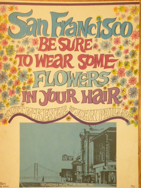 Image for San Francisco (Be Sure to Wear Some Flowers in Your Hair)