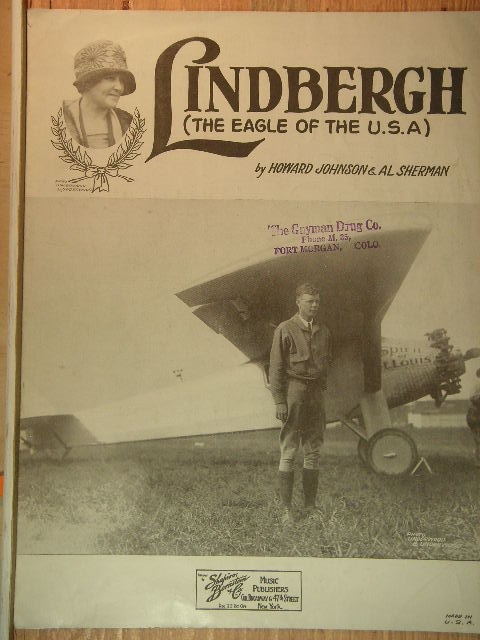 Image for Lindbergh (The Eagle of the USA)
