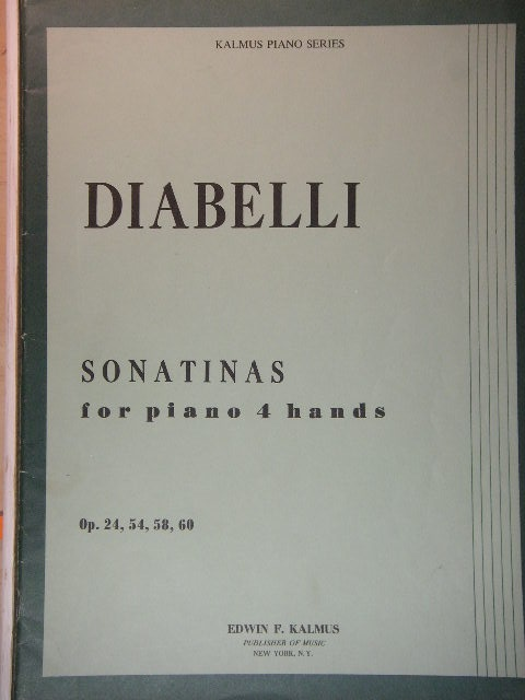 Image for Sonatinas Op. 24, 54, 58, 60