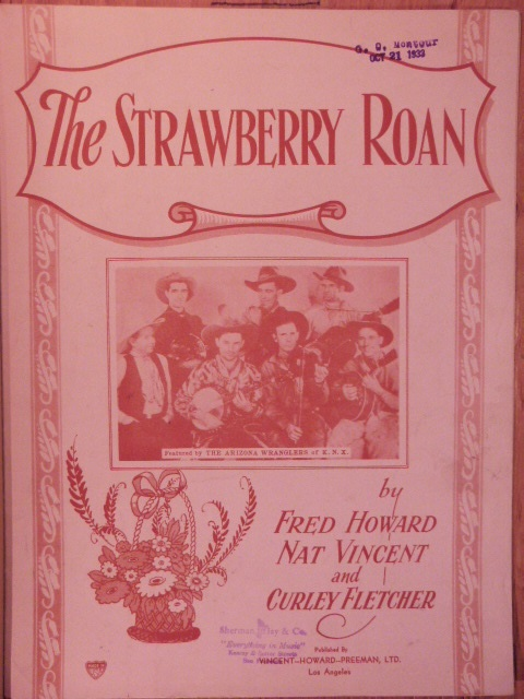 Image for The Strawberry Roan