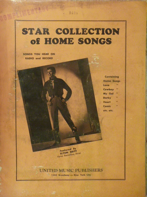 Image for ALBUM: Star Collection of Home Songs