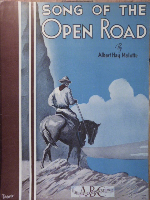 Image for Song of the Open Road