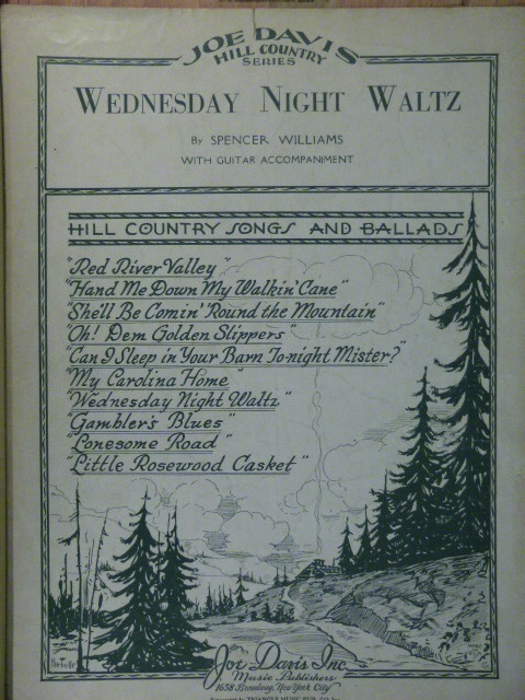 Image for Wednesday Night Waltz
