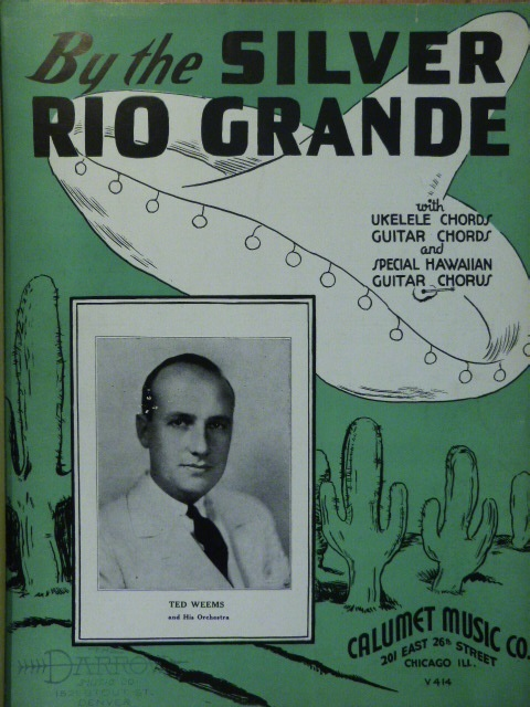 Image for By the Silver Rio Grande