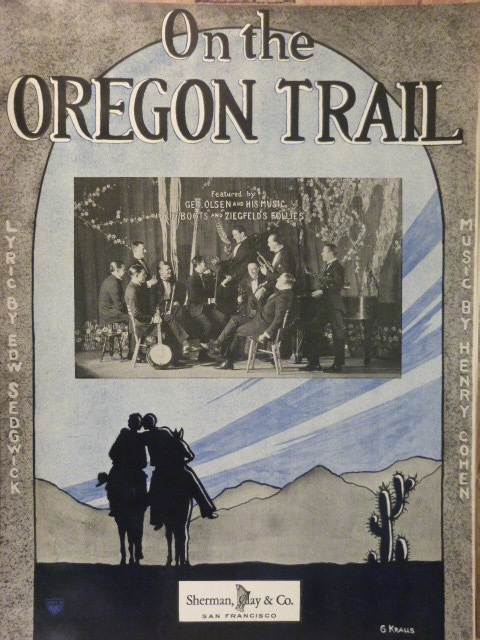 Image for On the Oregon Trail