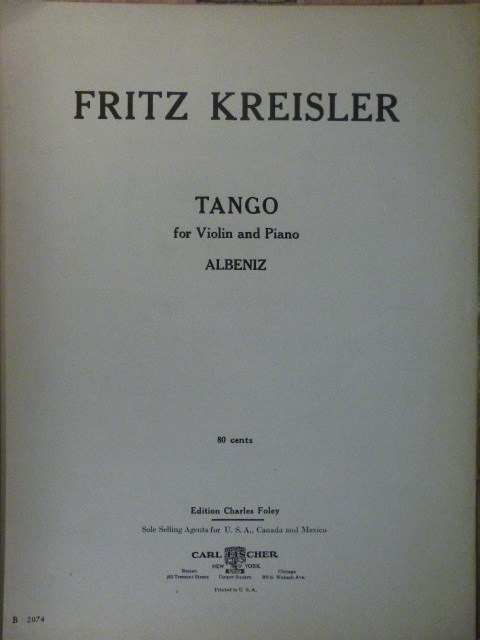 Image for Tango