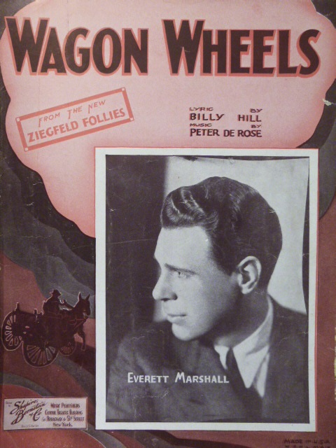 Image for Wagon Wheels