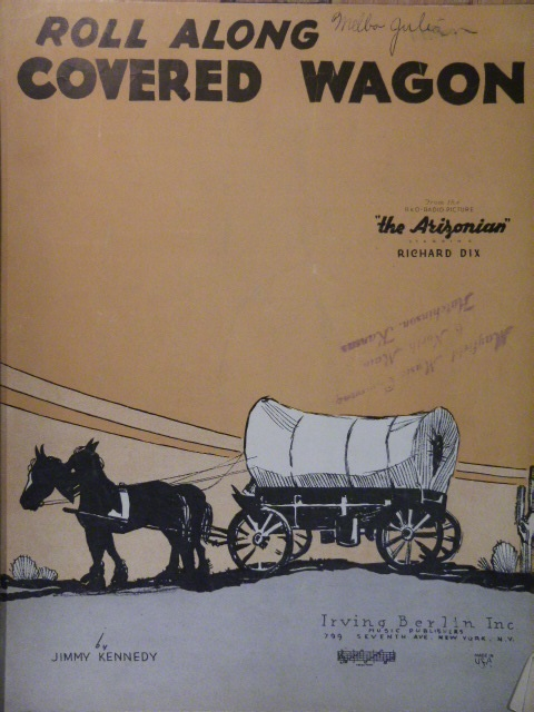 Image for Roll Along Covered Wagon