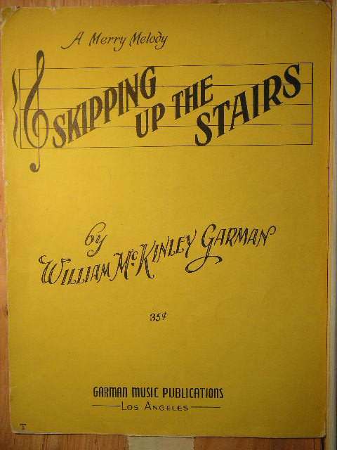 Image for Skipping up the Stairs