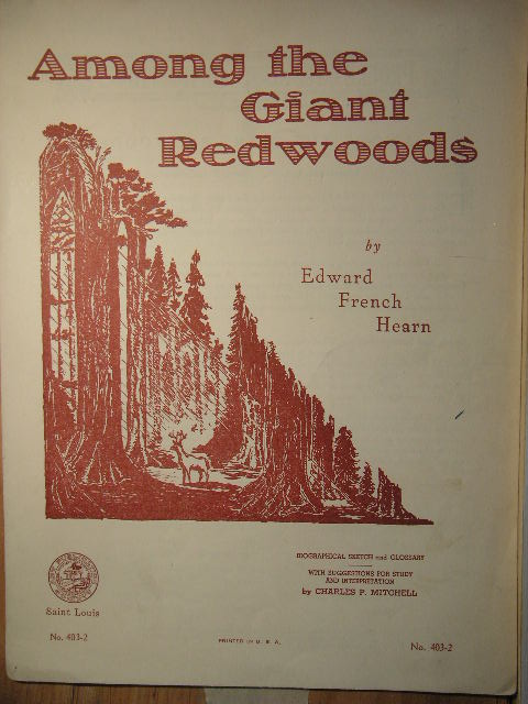Image for Among the Giant Redwoods