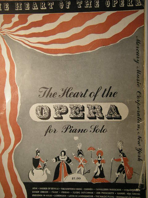 Image for The Heart of the Opera (Anthology)