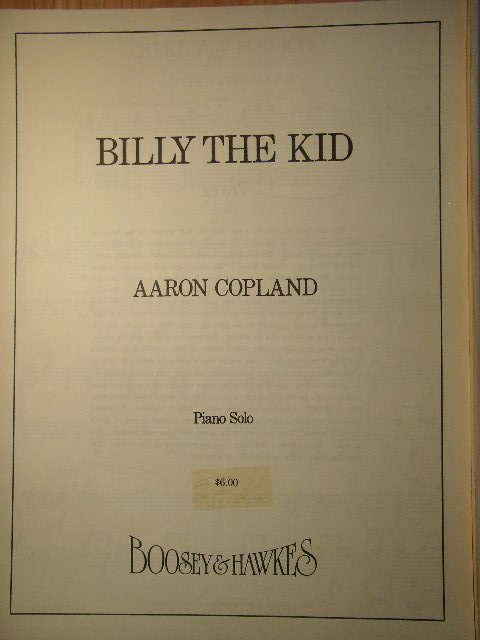 Image for Billy the Kid