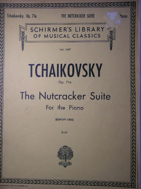 Image for The Nutcracker Suite
