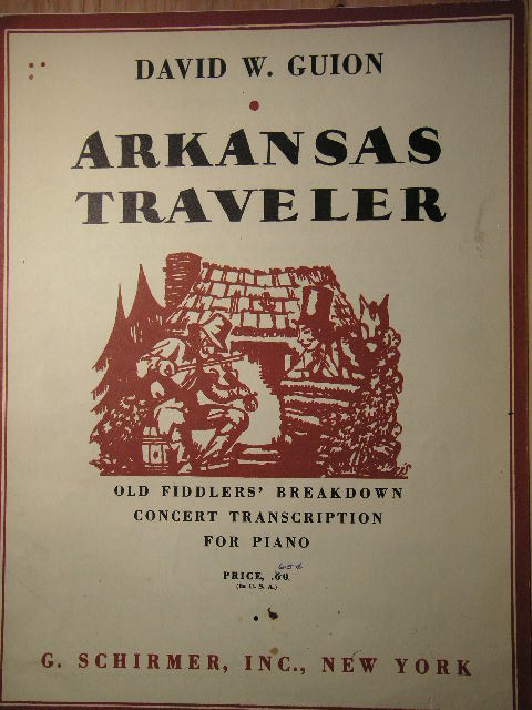 Image for Arkansas Traveler