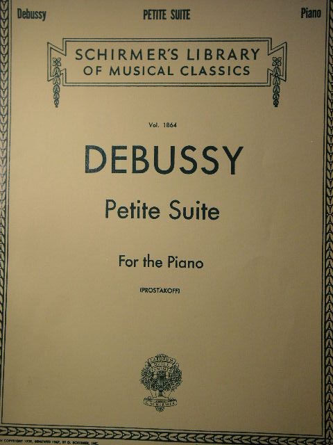 Image for Petite Suite