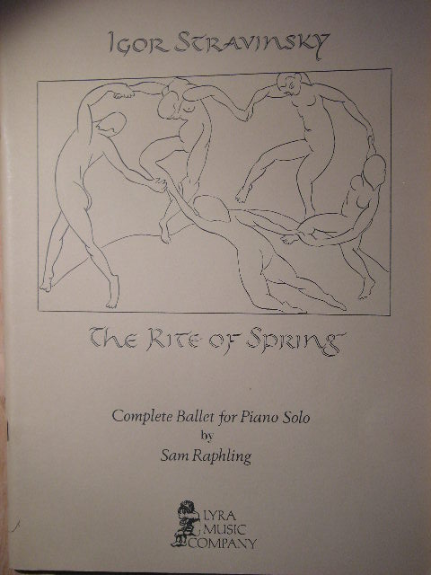 Image for The Rite of Spring