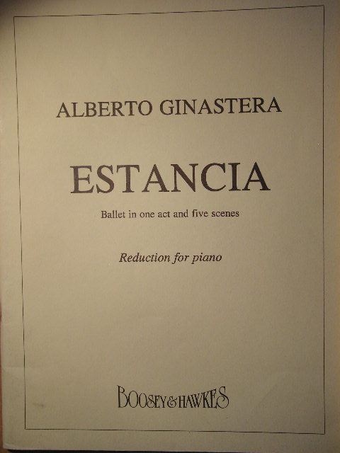 Image for Estancia