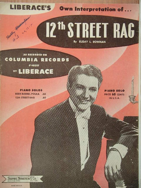 Image for 12th Street Rag