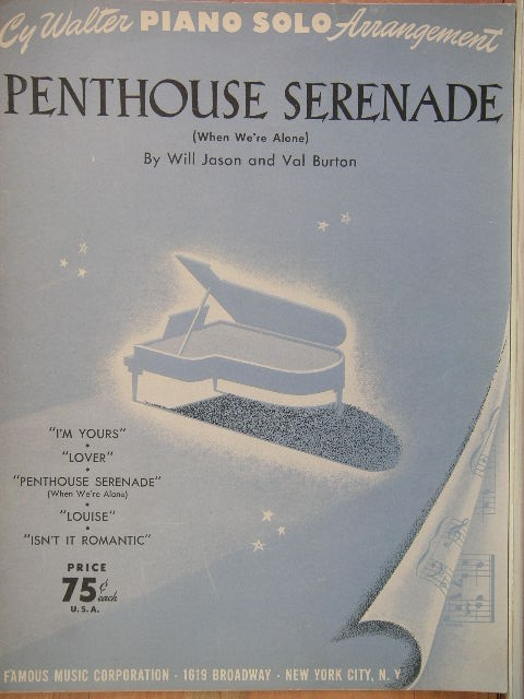 Image for Penthouse Serenade