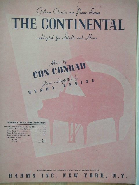Image for The Continental