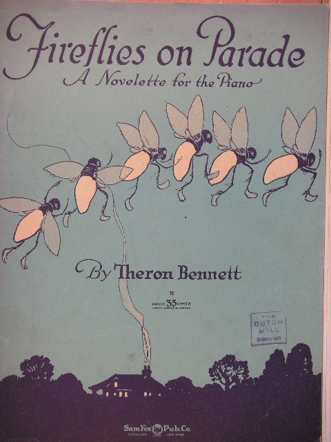 Image for Fireflies on Parade