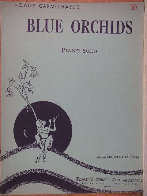 Image for Blue Orchids