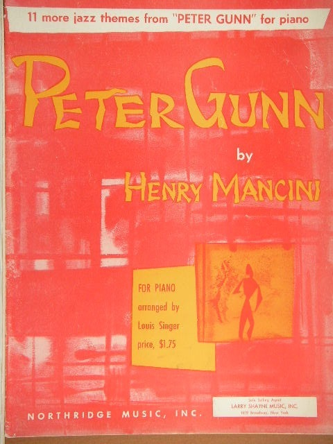 Image for ALBUM: Peter Gunn
