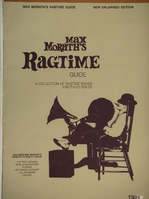 Image for ALBUM: Max Morath's Ragtime Guide