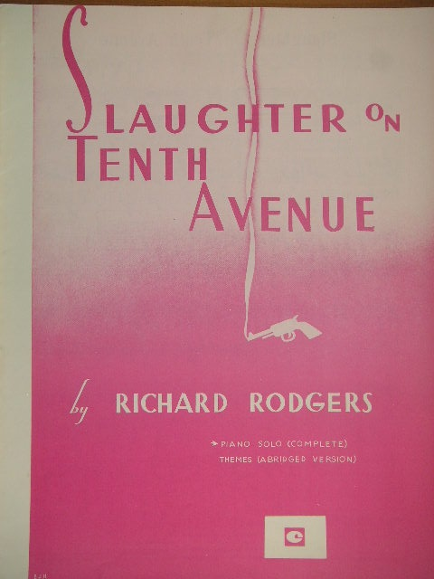 Image for Slaughter on Tenth Avenue
