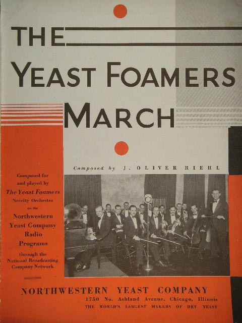 Image for The Yeast Foamers March