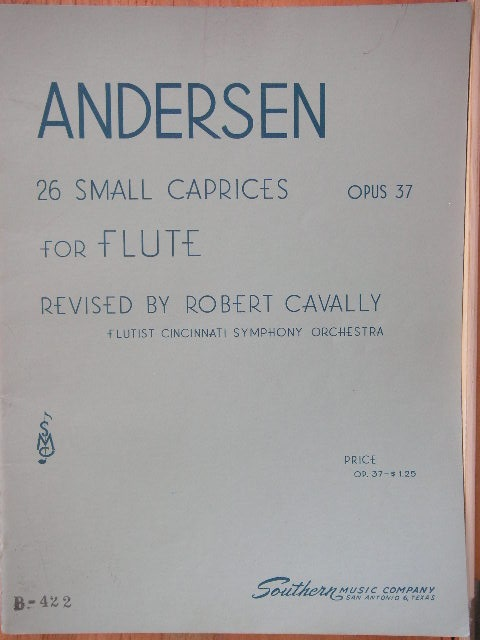 Image for 26 Small Caprices Op. 37