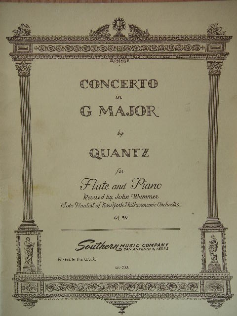 Image for Concerto in G Major
