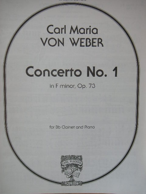 Image for Concerto No. 1 in F minor Op. 73